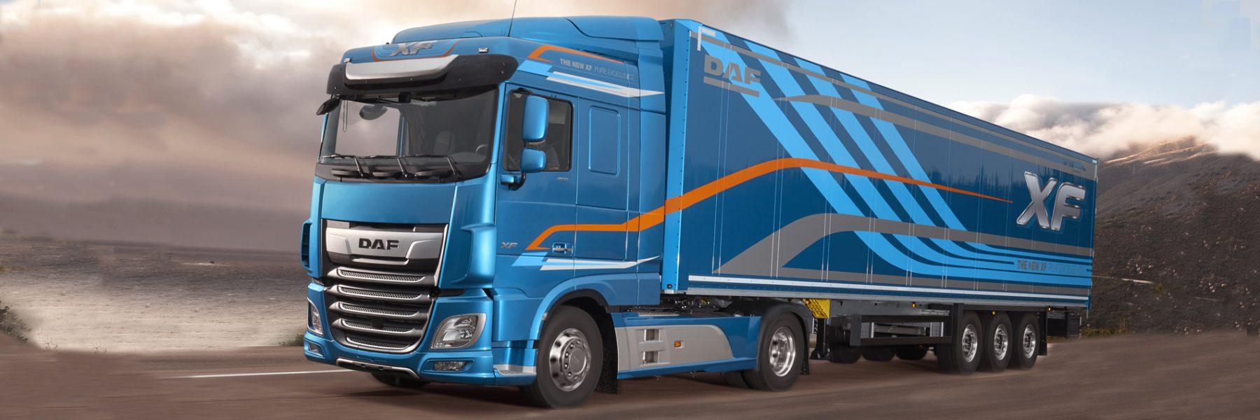 Daf Truck 2018